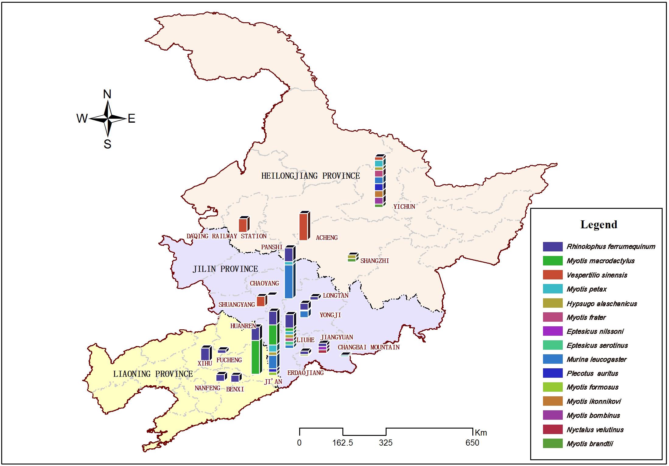 samples-吉林省动物资源保护与利用重点实验室